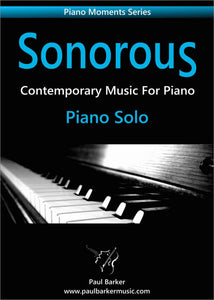 Sonorous - Paul Barker Music