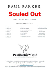 Load image into Gallery viewer, Souled Out-Band-Paul Barker Music