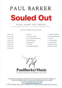 Souled Out-Band-Paul Barker Music