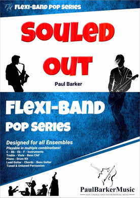 Souled Out - Paul Barker Music