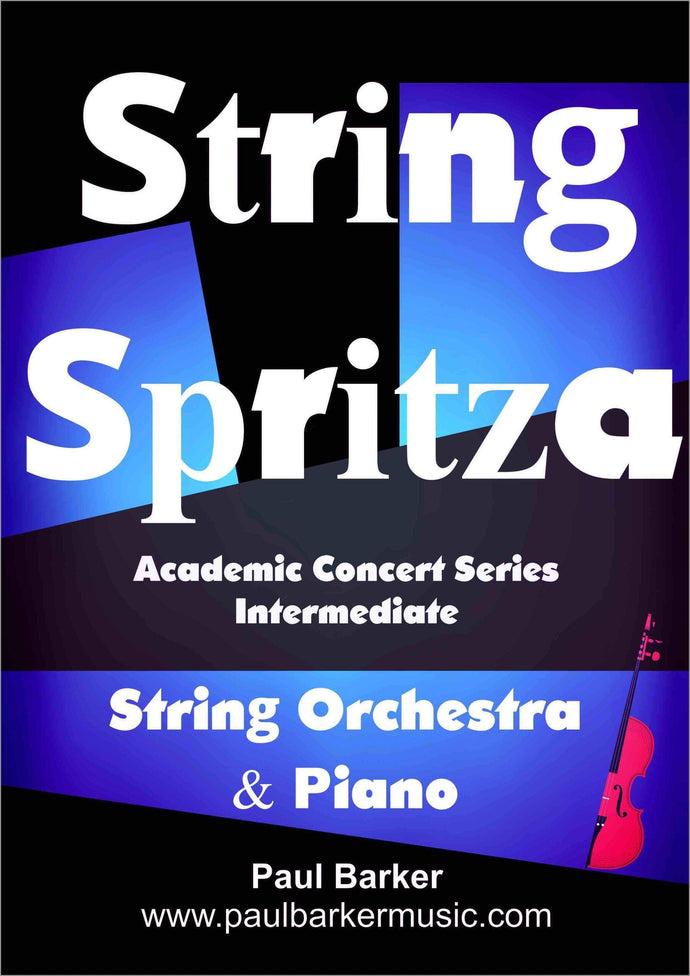 String Spritza-Orchestral-Paul Barker Music