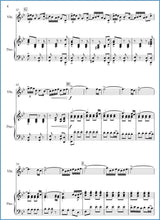 Load image into Gallery viewer, Stringtando (Violin & Piano) - Paul Barker Music