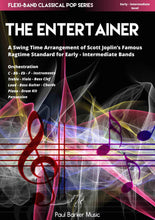 Load image into Gallery viewer, The Entertainer-Band-Paul Barker Music