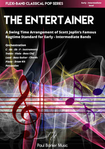 The Entertainer-Band-Paul Barker Music