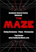 Load image into Gallery viewer, The Maze-Orchestral-Paul Barker Music