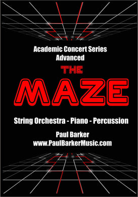The Maze-Orchestral-Paul Barker Music