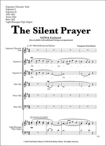 The Silent Prayer - Paul Barker Music