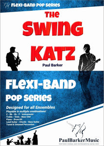 The Swing Katz - Paul Barker Music