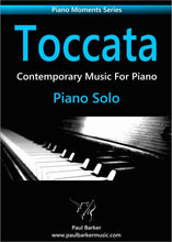 Load image into Gallery viewer, Toccata - Paul Barker Music