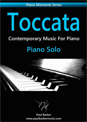 Toccata-Piano-Paul Barker Music
