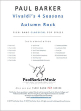 Load image into Gallery viewer, Vivaldi's 4 Seasons Autumn Rock - Paul Barker Music
