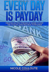 Every Day is Payday Book Special Copy