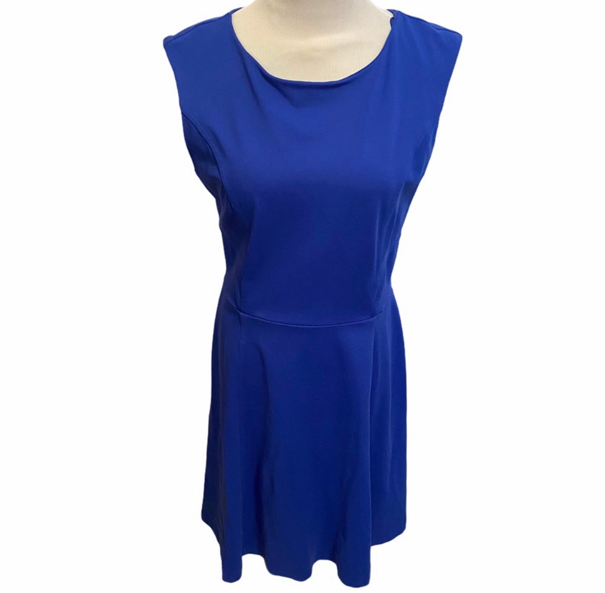 Blue dress size 6