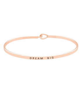 Dream Big Bracelet