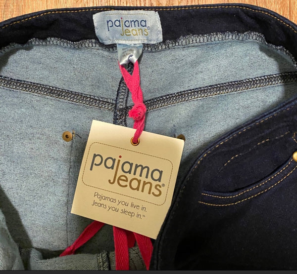 Pajama Jeans Stretch Jeans size medium only