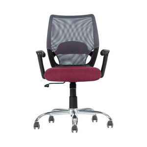 Silla secretarial chat techno