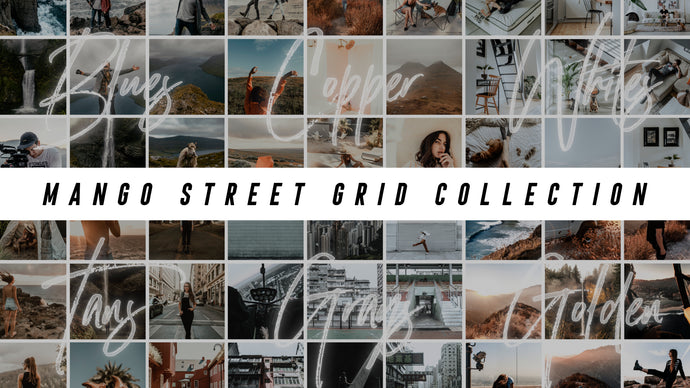 The Mango Street Grid Collection