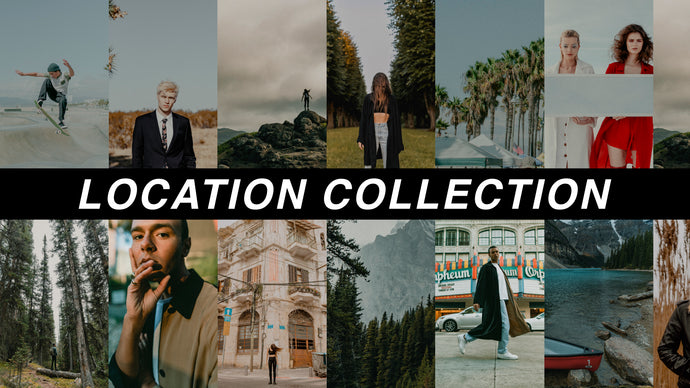 *NEW* 2020 Location Collection