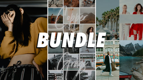 *BUNDLE* All Three Collections