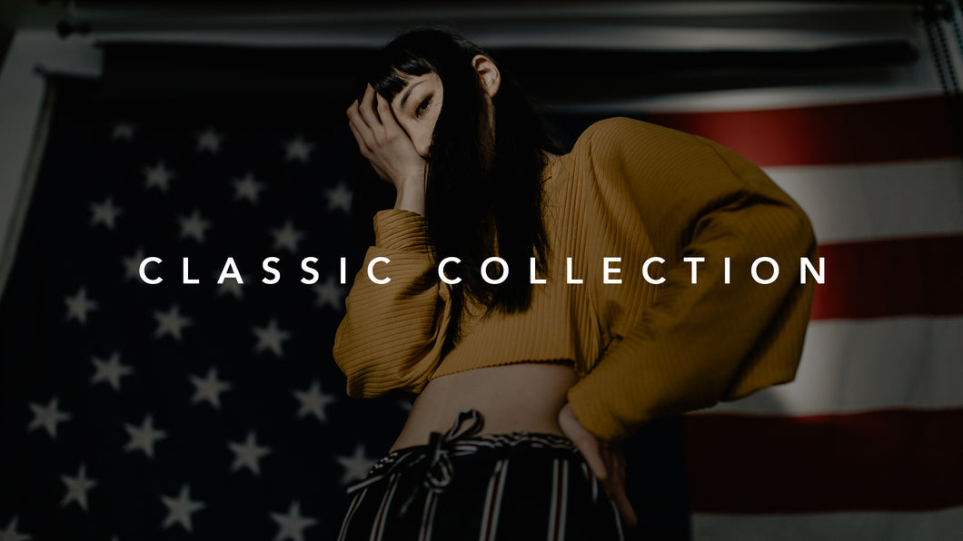 Mango Street Classic Collection Lightroom Presets