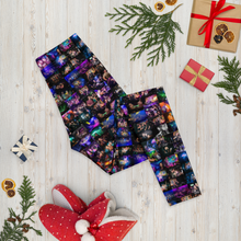 Load image into Gallery viewer, 'COLLAGE' | LEGGINS | UNISEX
