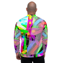 Load image into Gallery viewer, 'TR!P 8' | flyer design jacket | unisex