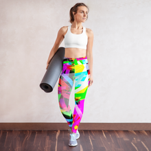 Load image into Gallery viewer, 'TR!P' | YOGA LEGGINS