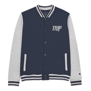 'TR!P CHAMPION' | EMBROIDERED BOMBER | UNISEX