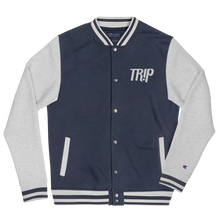 Load image into Gallery viewer, 'TR!P CHAMPION' | EMBROIDERED BOMBER | UNISEX