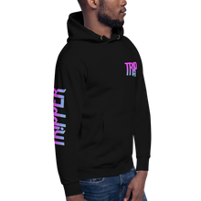 Load image into Gallery viewer, 'THE DARKNESS' | TR!P 16 HOODIE (DTG PRINTED) | UNISEX