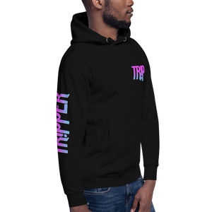'THE DARKNESS' | TR!P 16 HOODIE (DTG PRINTED) | UNISEX