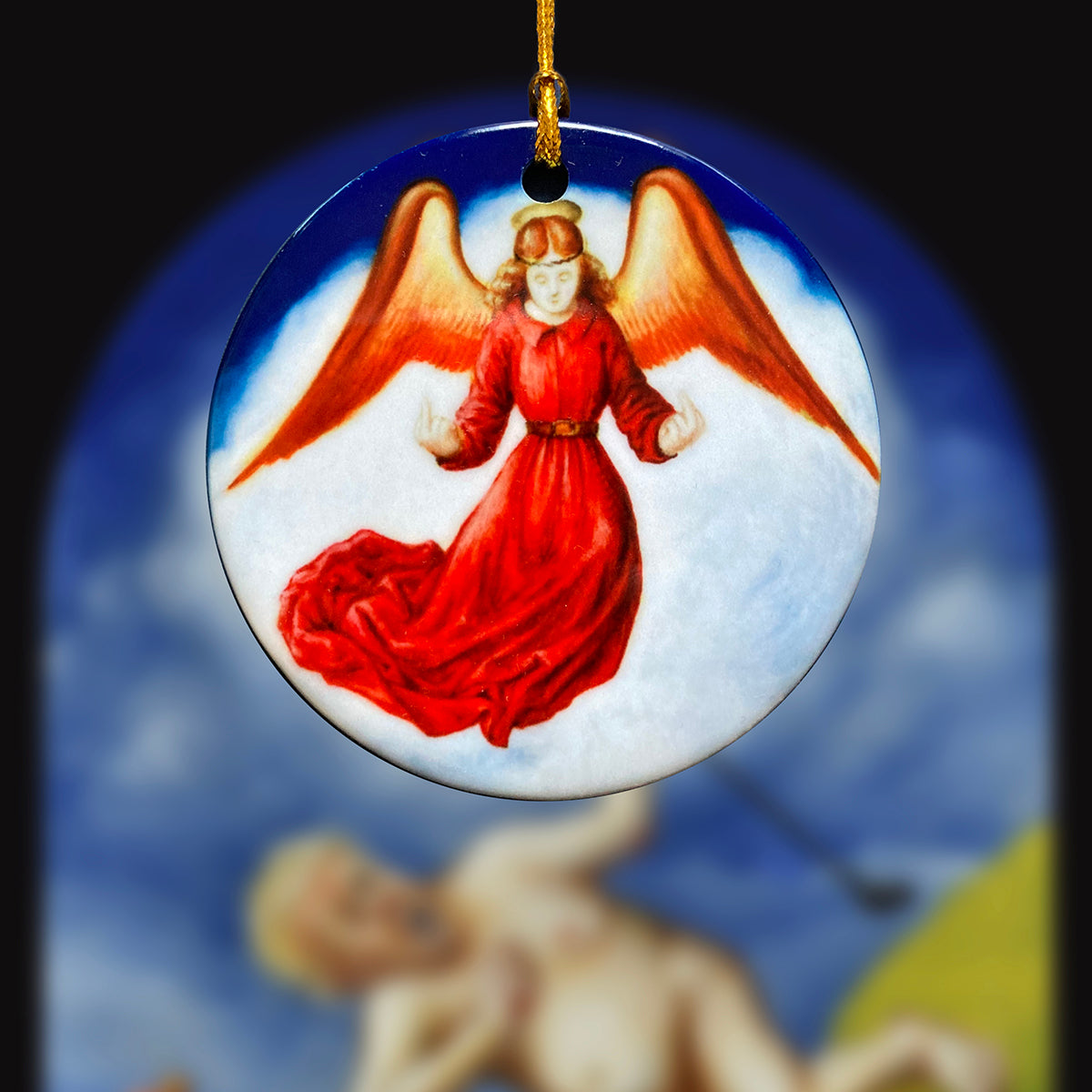 FLOTUS Angel Bird Ornament