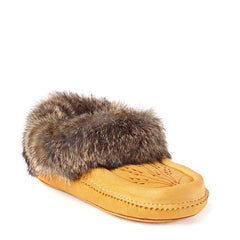 Deerskin Moccasin Fur Trim
