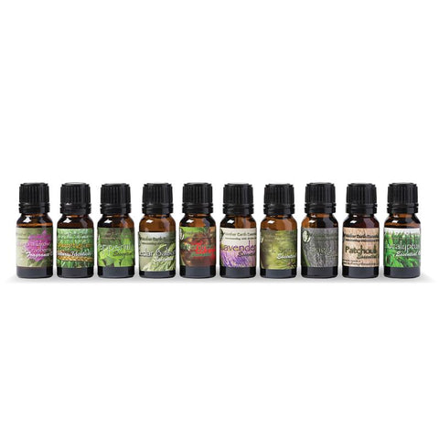 <br>Essential Oil Gift Pack<br>by Mother Earth Essentials