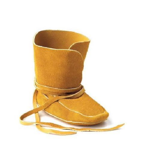 Sale Women Manitobah Mukluks Scout Moccasin Tan Free Shipping BOTH Ways boots d Fe ME747
