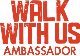 Walk With Us Graphic