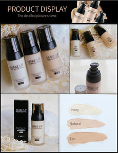 LAIKOU Beauty Makeup Brightening Whitening foundation Color Correction Natual concealer