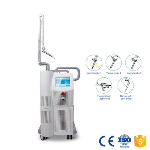 CO2 Fractional Laser Tighten Vagina Beautify Vagina Medical Beauty Equipment / fractional co2 laser machine