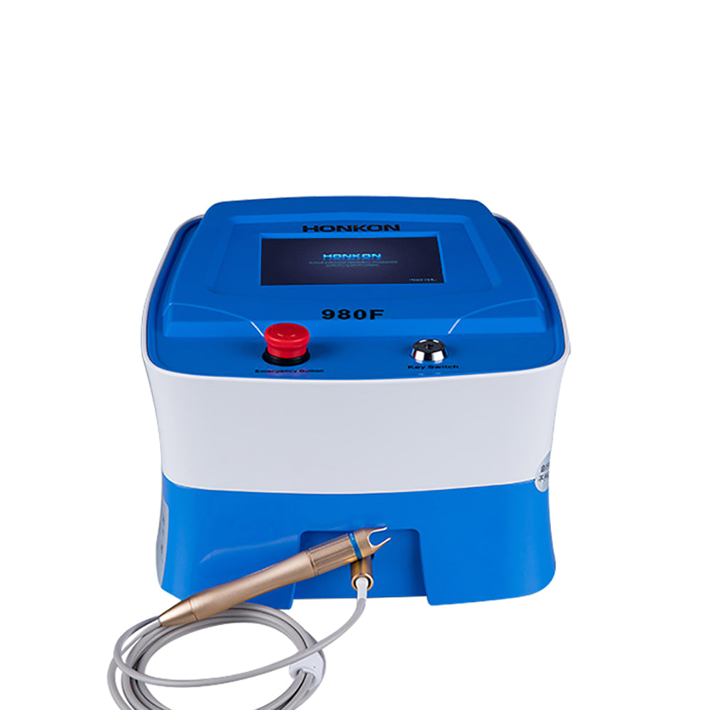 New arrival 980 nm Diode Laser Vascular Removal Machine for Spider Veins Removal