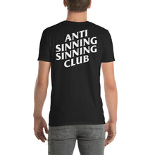 Anti Sinning Sinning Club T-Shirt
