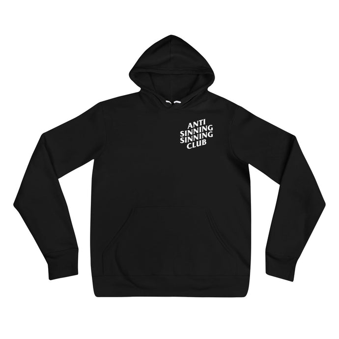 Basic Anti Sinning Sinning Club Hoodie