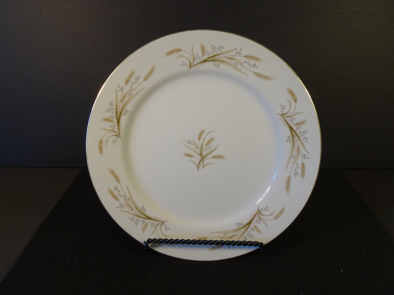 Crestwood China Eternal Wheat 10.25in Round Dinner Plate