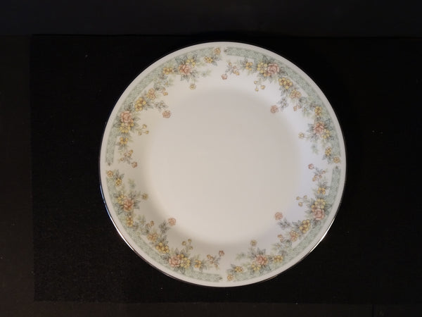 Noritake Spring Field 10.40in Rimmed Dinner Plate