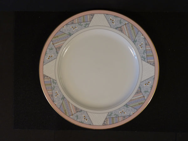 Mikasa Mulberry 11in Rimmed Dinner Plate