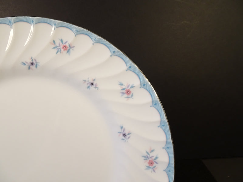 Classique by Sango Patrician 10.5in Rimmed Dinner Plate