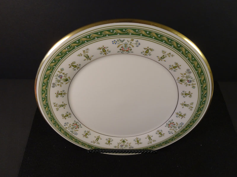 Gorham The Museum Collection 10.75in Round Dinner Plate