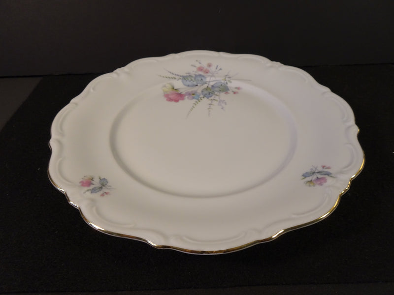 Winterling  10.5in Rimmed Dinner Plate