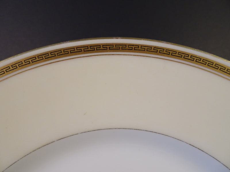 L. Vernardaud & Co Limoges 9.75in Round Dinner Plate