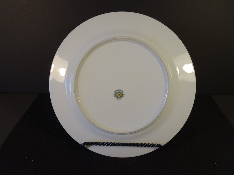 Noritake  10in Round Dinner Plate