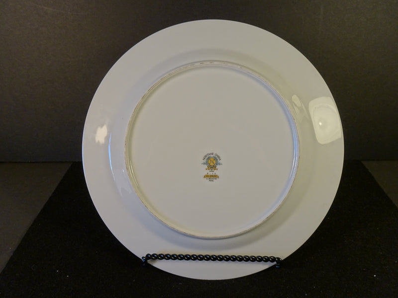 Noritake Fairmont 10.5in Round Dinner Plate